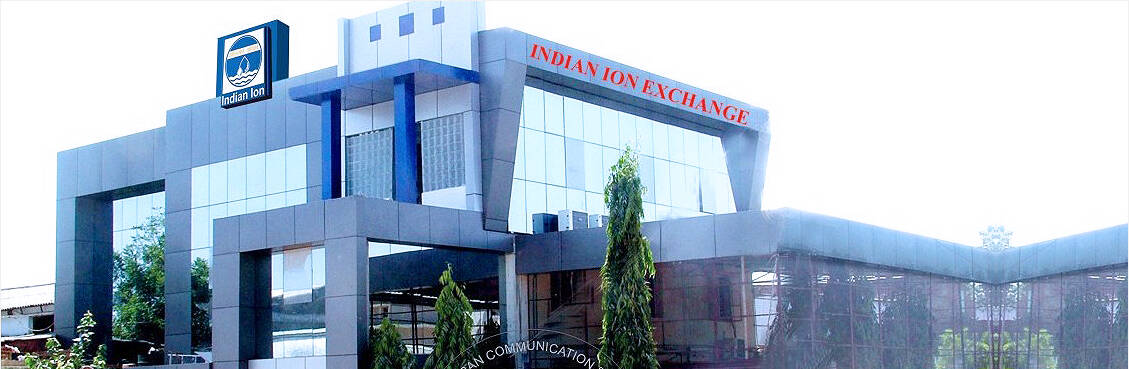 INDIAN ION EXCHANGE & CHEMICAL
