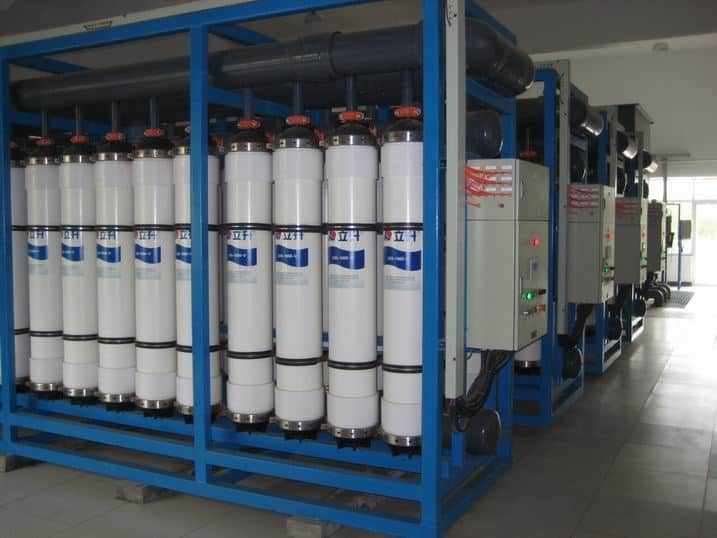 mineral water plant machine