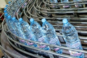 bottled water plant
