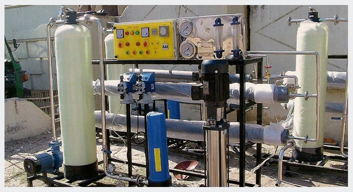 1000 Lph Reverse Osmosis Systems Xat Model