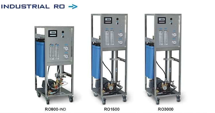 R.O Installation