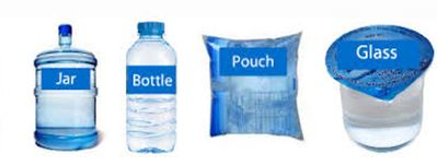 package drinking water