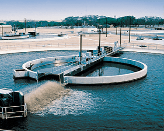 Waste Water Treatment Process