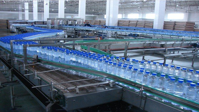 Packaged Ddrinking Water Plant